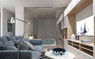 小户型宜家风公寓装修效果图