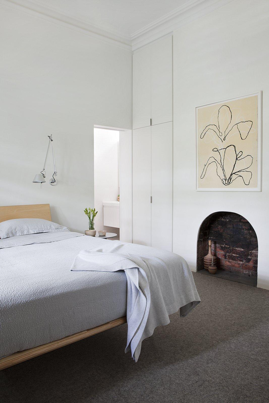 极简风格别墅卧室装修设计图