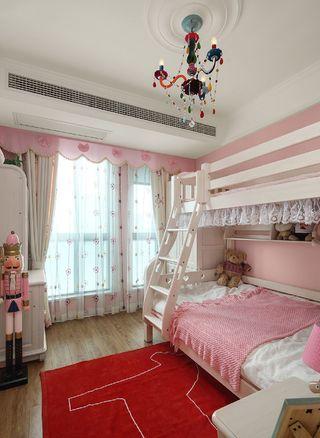 110平米北欧风格儿童房装修效果图