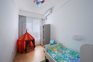 126平米北欧风格儿童房装修效果图