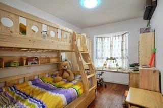 128平美式风格儿童房装修效果图