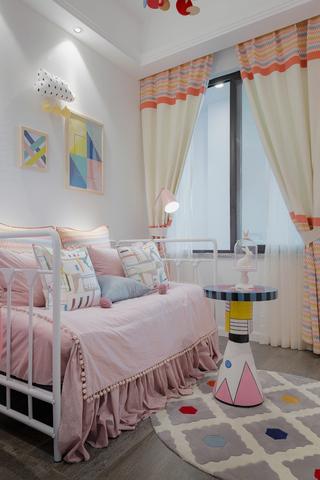 北欧风三居儿童房装修设计效果图