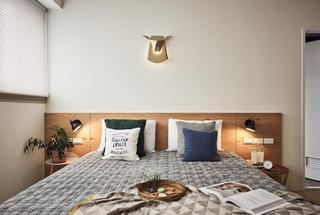 大户型北欧风格卧室装修设计效果图