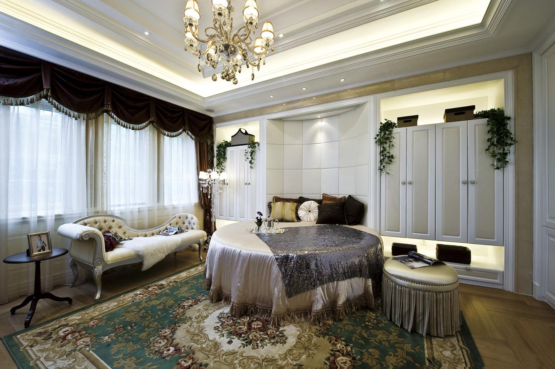 大户型奢华欧式风格卧室装修效果图
