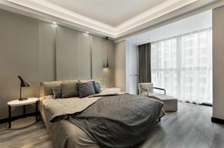 180㎡现代简约风格卧室装修效果图