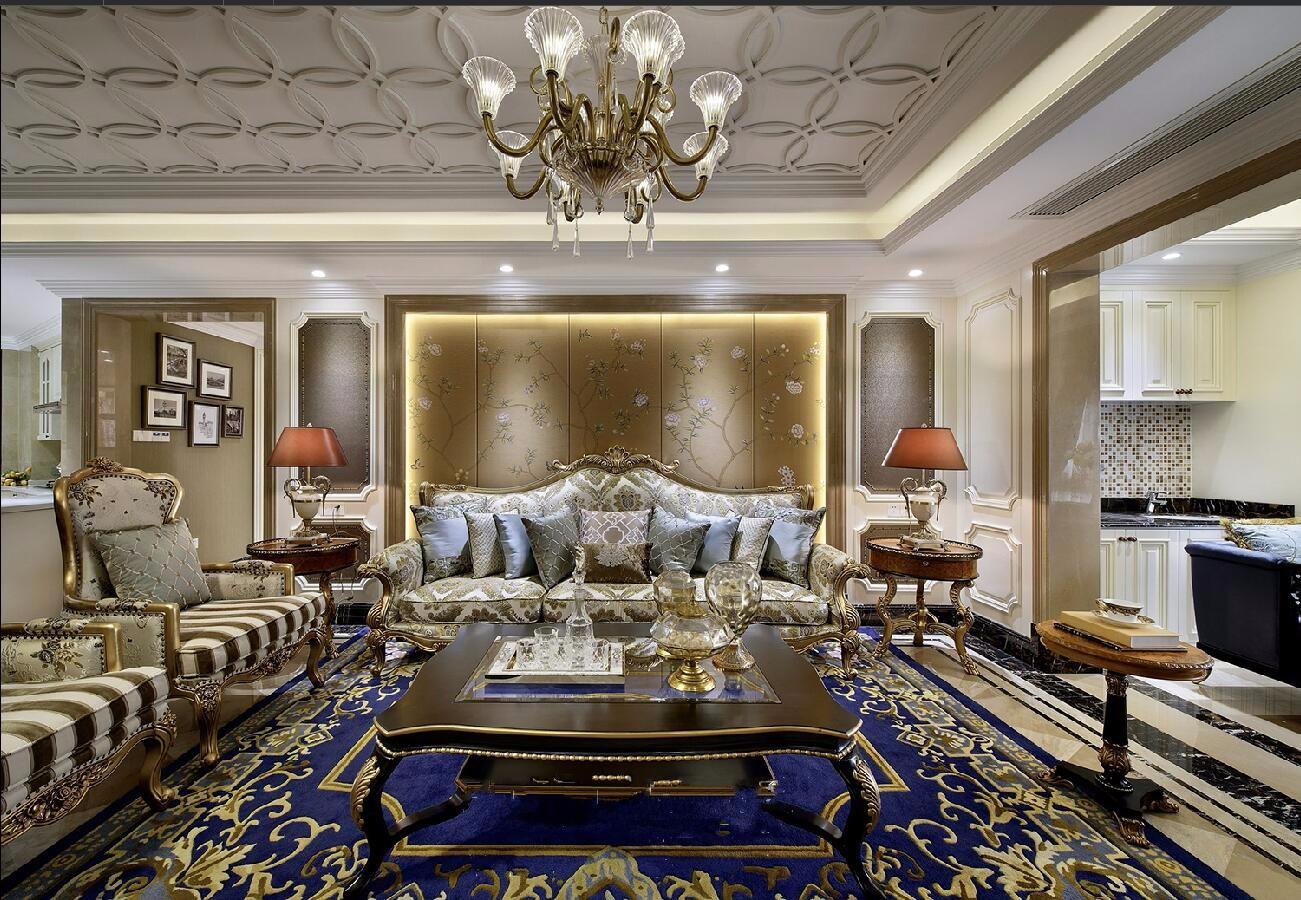 奢华欧式风格装修设计效果图