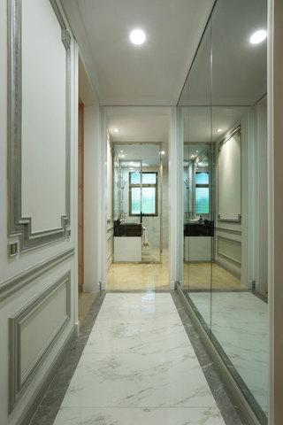 100㎡欧式风格卫生间装修效果图