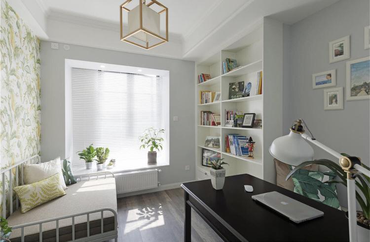 现代简约书房装修效果图欣赏 书房怎样设计好