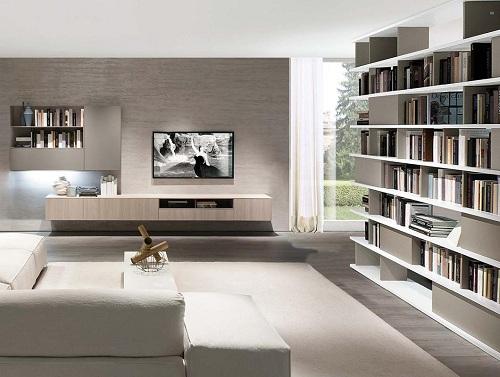 木工做的墙面书架怎么样 设计墙面书架注意事项