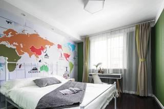 简约北欧风三居儿童房装修效果图