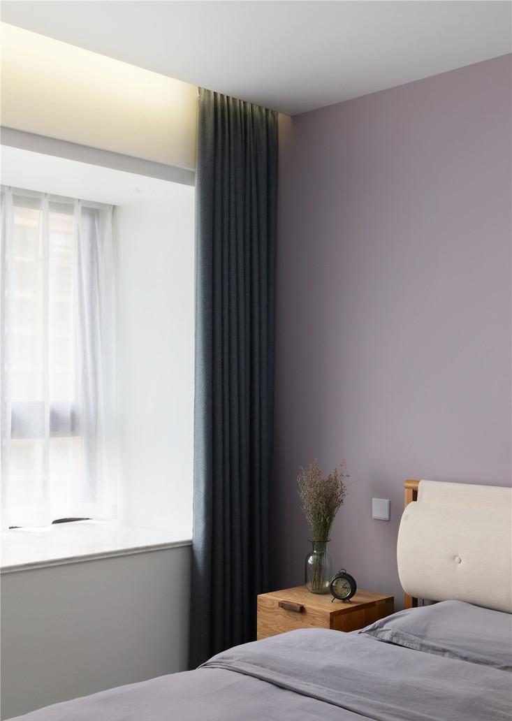 简约风格四居室飘窗装修效果图