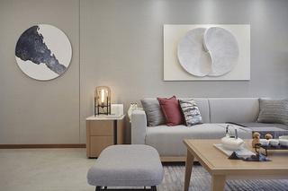 简约现代四居室装修效果图