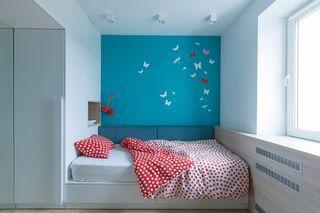 简约风二居室儿童房装修效果图