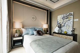 150㎡新中式卧室每日首存送20