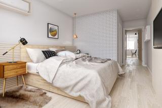 60㎡小户型卧室装修效果图