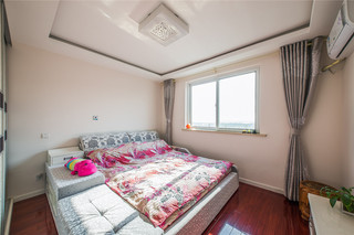 89平地中海风格卧室每日首存送20