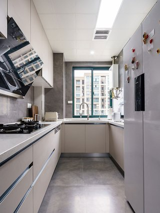 89平米两居室厨房装修效果图