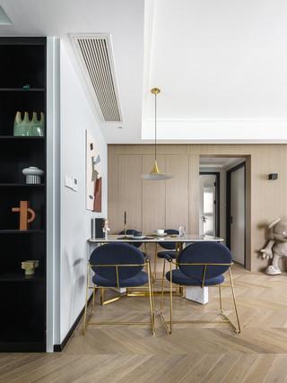 89平米两居室餐厅装修效果图