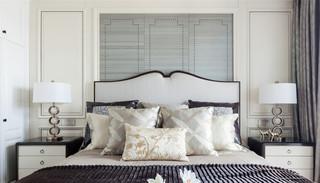 新古典美式风卧室每日首存送20