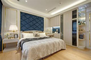 128平奢华新古典卧室装修效果图