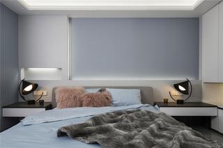 148平現代簡約臥室裝修效果圖