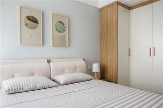 80平米日式风卧室每日首存送20