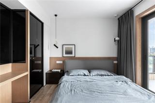 大户型简约风卧室装修效果图