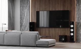 现代时尚公寓电视墙每日首存送20