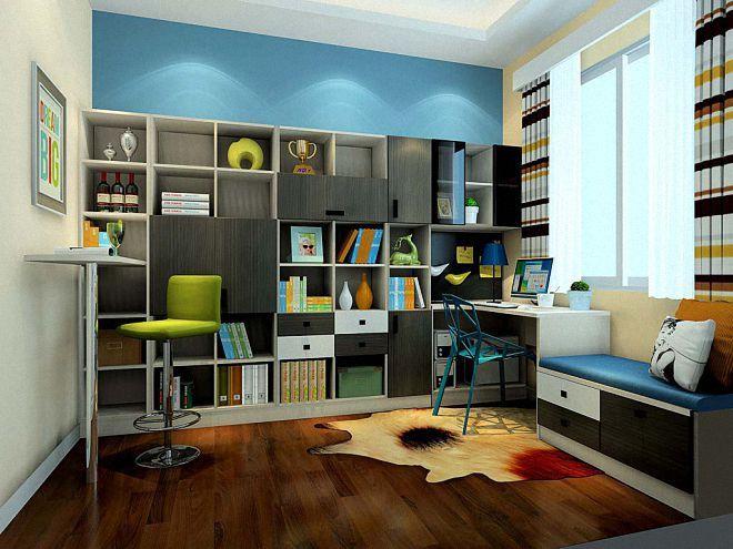 多功能书房设计技巧   多功能书房设计要点