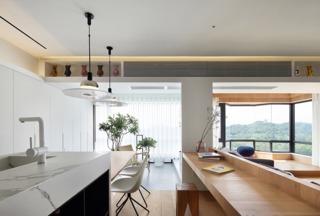简约现代三居餐厅装修效果图