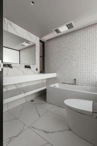 120m²现代简约卫生间每日首存送20