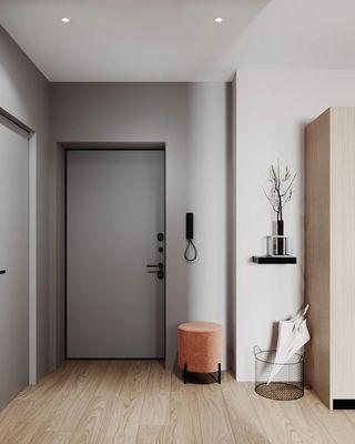 30㎡小户型公寓玄关装修效果图