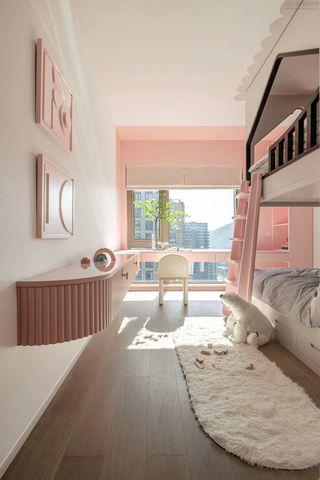 简约现代风儿童房装修效果图