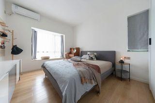 120m²日式简约风卧室装修效果图