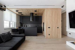 简约现代风公寓装修效果图
